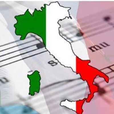 Italian songs for children, sheet music | Violonchelo de Colores